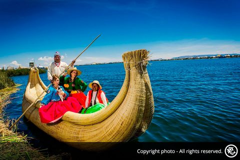 Uros Floating Islands Homestay Tour