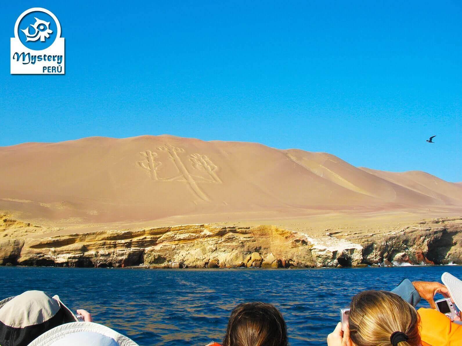 Excursão de 1 dia para as ilhas Ballestas e o oásis de Huacachina
