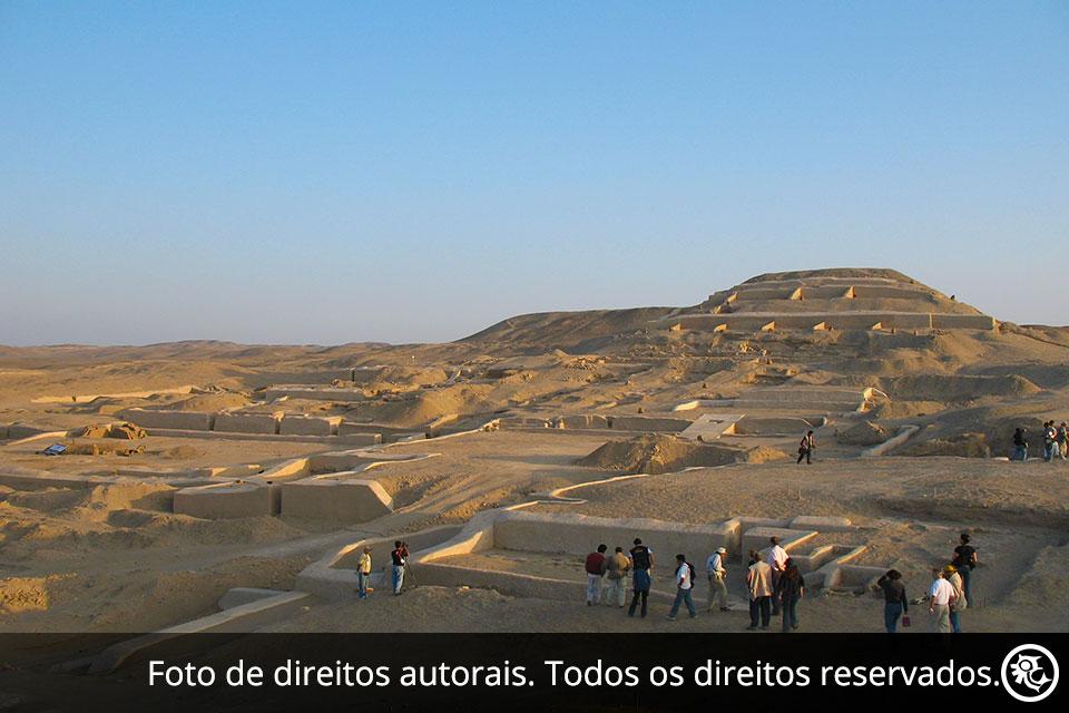 Tour às Ruínas de Cahuachi