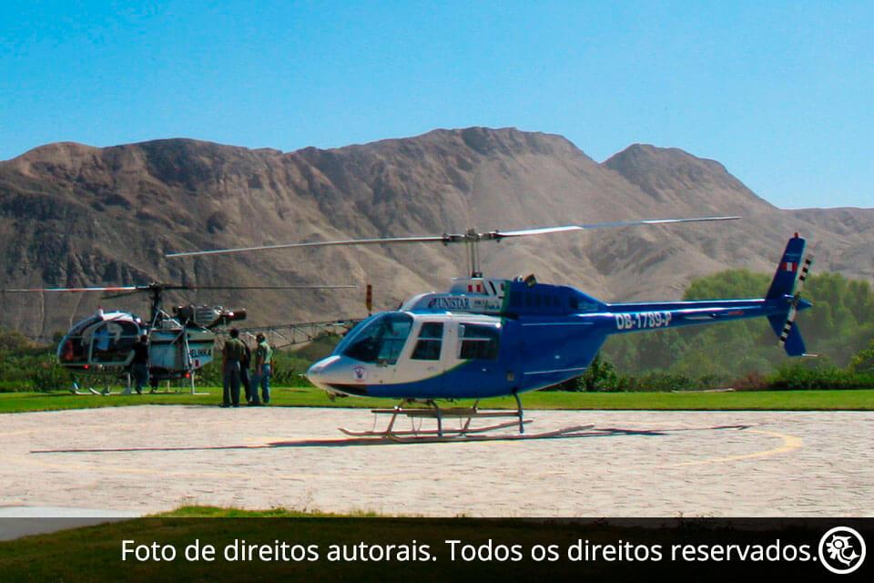 Vôo Sobre nas Linhas de Nazca em Helicoptero