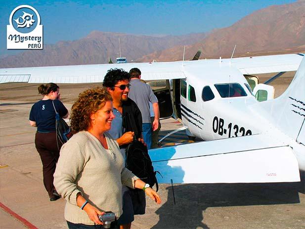 Visita às Linhas de Nazca, Oásis Huacachina e Paracas de Cusco