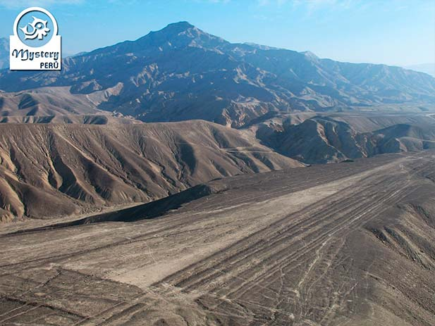 Complete Flight over the Nazca and Palpa Lines