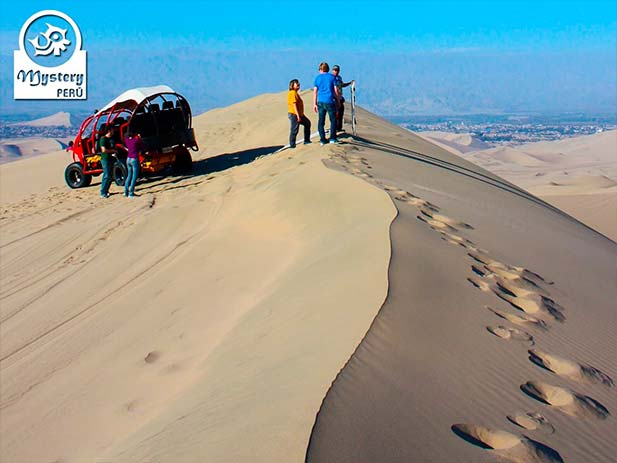 Tour to Huacachina from Cusco