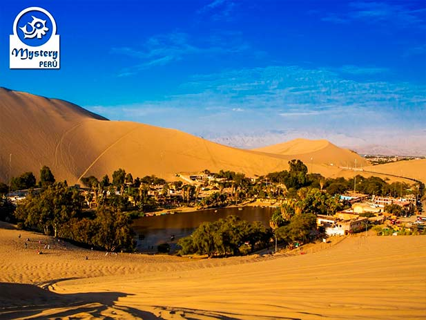 Nazca Lines Flight and Huacachina Oasis from Paracas 11