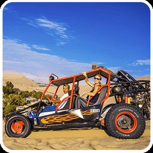 Buggy Tour in Huacachinas