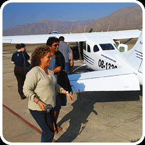 Viaje Clásico a las Líneas de Nazca desde Lima