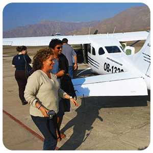 Nazca Lines Classic Full Day Program from Lima