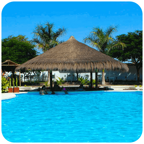 Nazca Lodge Pool