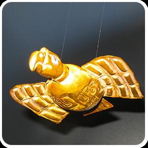 Condor of Gold Lima Peru