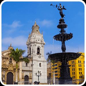 Lima Downtown Peru