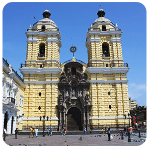 San Francisco Church Lima Peru