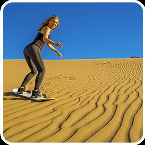 Sandboarding Ica Peru