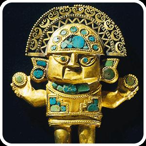 Tumi Gold Museun Peru
