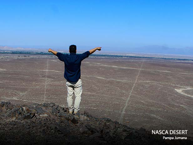 Exploring the Nazca Lines - Virtual Tour