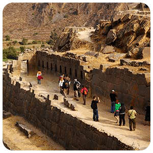 Fortress of Ollantaytambo
