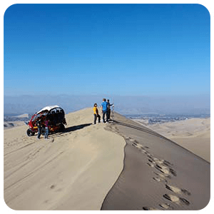 Huacachina Oasis and The Nazca Lines 2 Days Tour