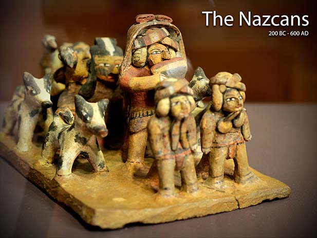 Nazca Familly - Virtual Tour