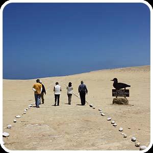 Paracas Desert Peru