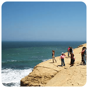 Paracas Lookout point