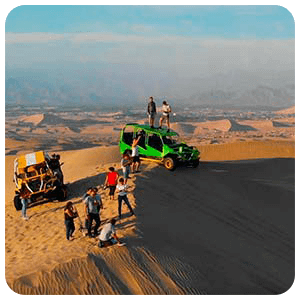 Huacachina Oasis Tour