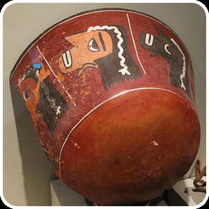 Ceramica excavada en Cahuachi
