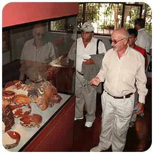 Guided Tour about Cahuachi