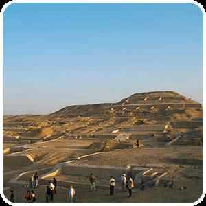 La Gran Piramide de Cahuachi