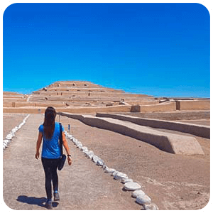 Tour a las Ruinas de Cahuachi