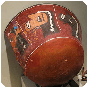 Vessel found at Cahuachi