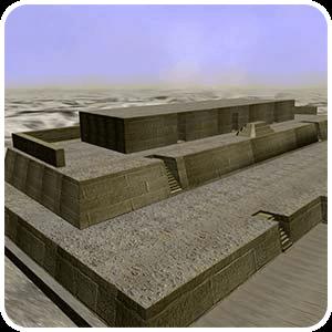 Virtual Reconstruction of Cahuachi in Nazca