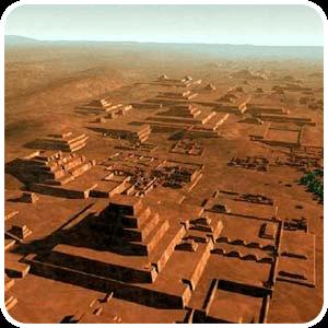 Virtual Reconstruction of Cahuachi