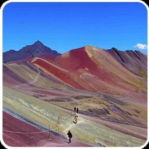 Excursion to The Rainbow Mountain Vinicunca