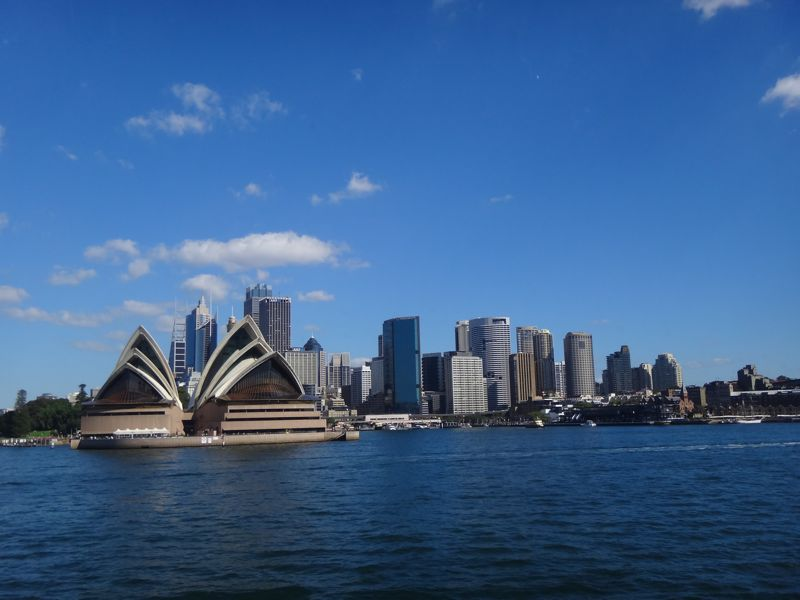 Sydney & Opera House