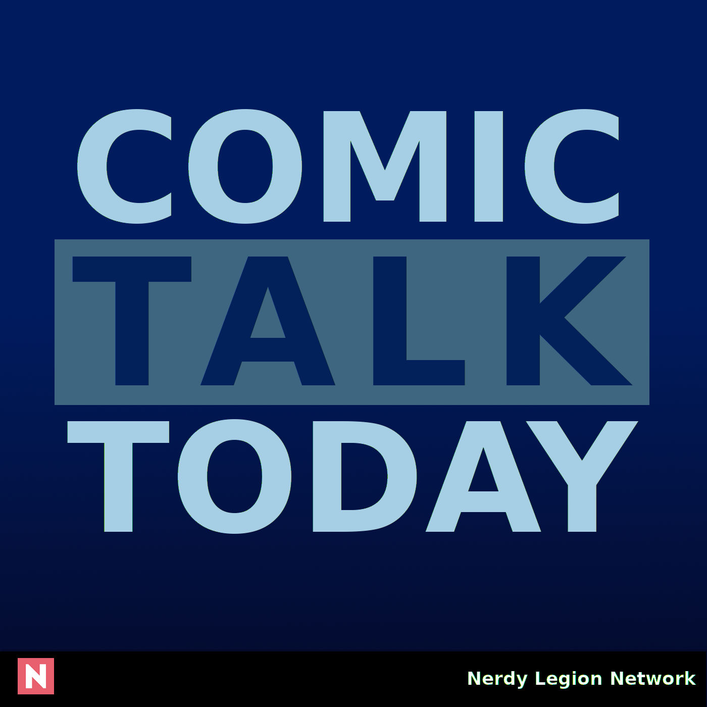 Comic Talk Today