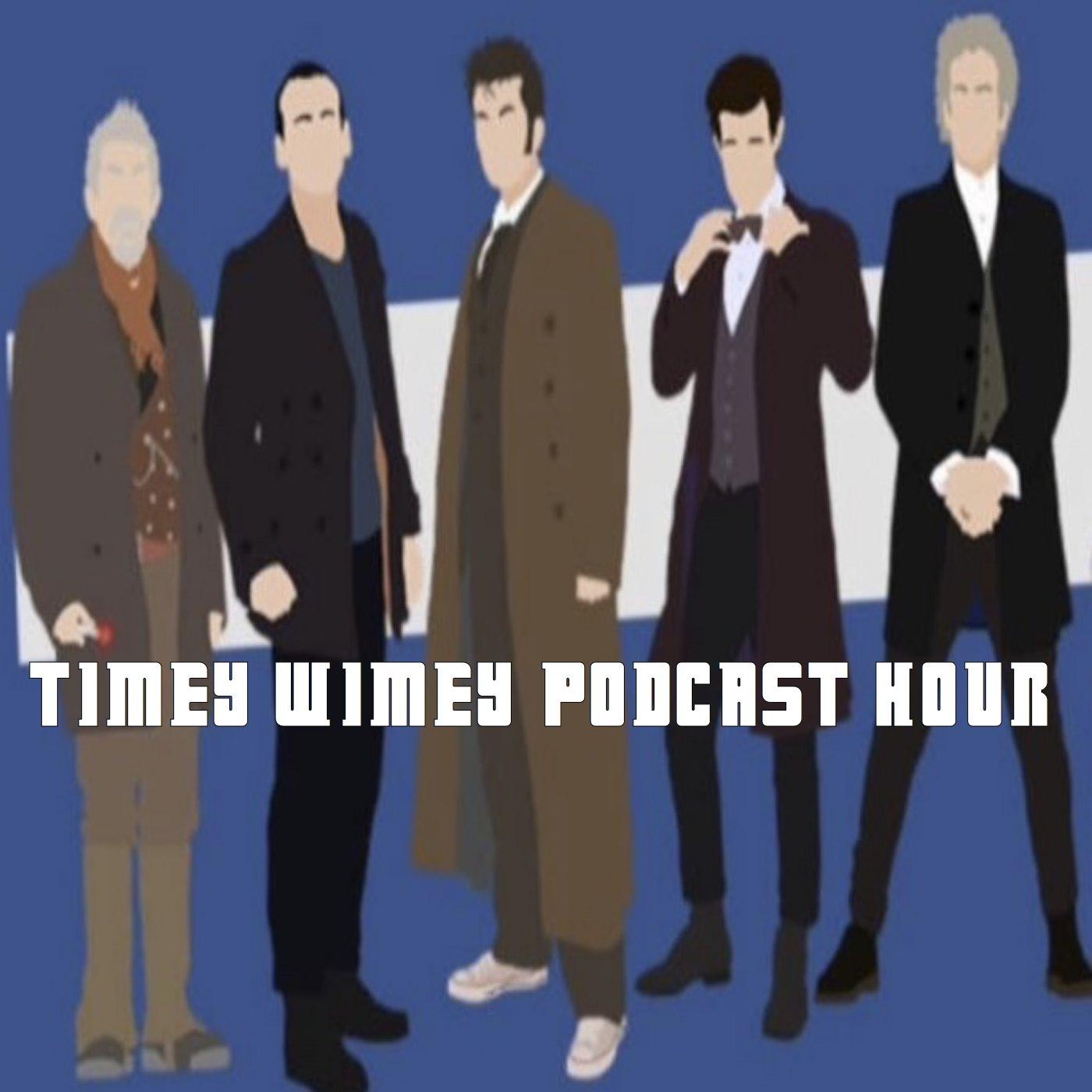 Timey Wimey Podcast Hour
