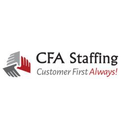 Cfa staffing