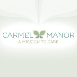 Carmel manor logo