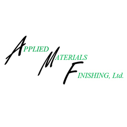 Applied materials finishing