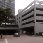 Photo of 701 Brickell (Bank of America Building) – Garage