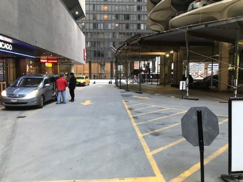 Parking for Marina City