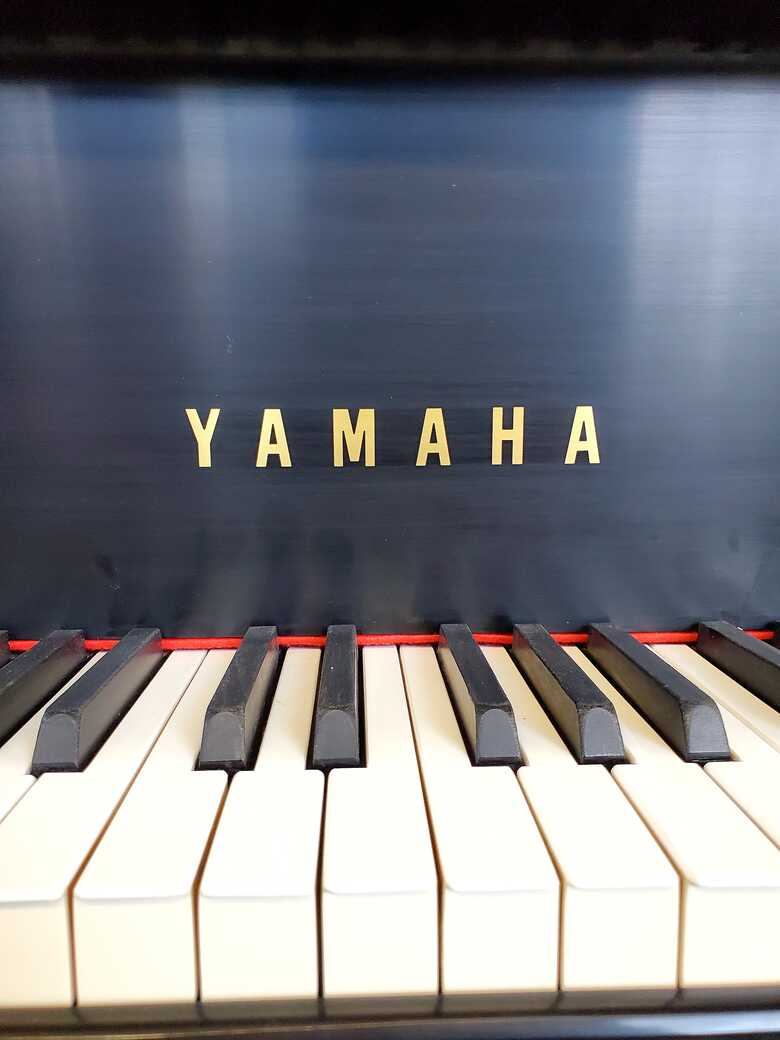 The world's most recorded piano in history YAMAHA