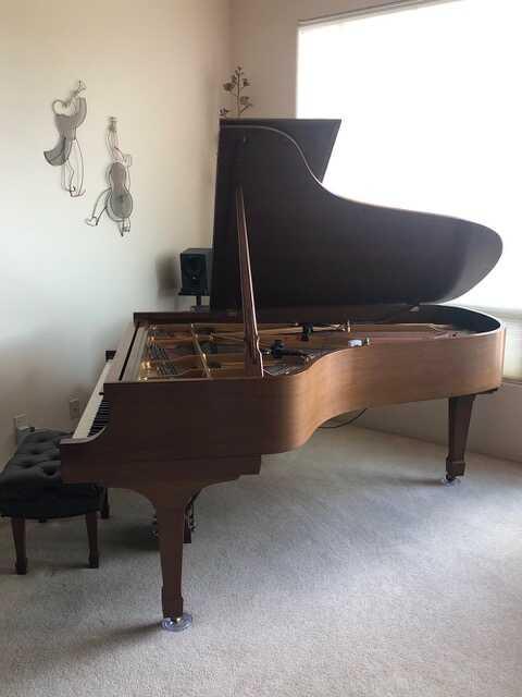 Steinway B Beautiful Grand Piano in Sedona, AZ