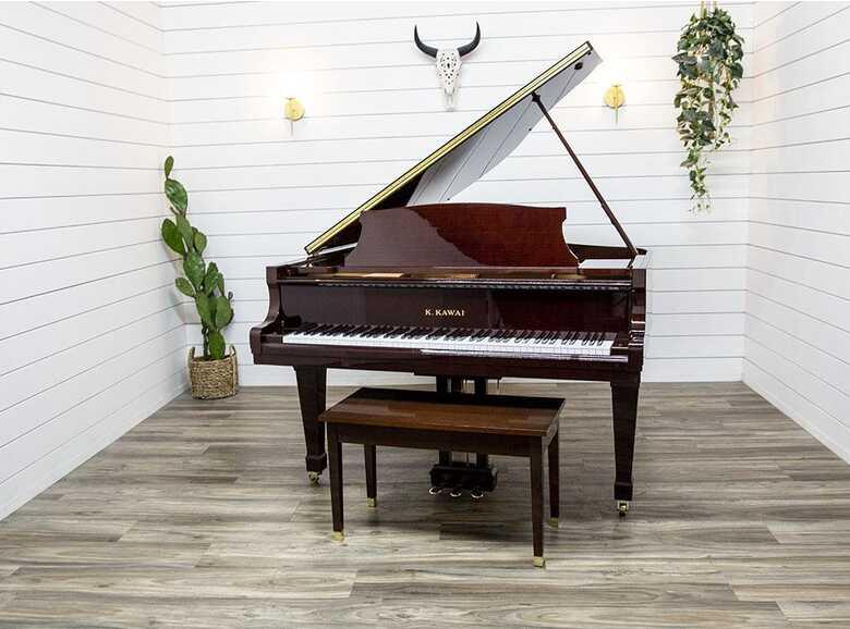 Kawai KG-1E Baby Grand Piano