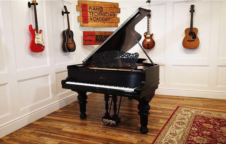 Steinway B Grand Piano