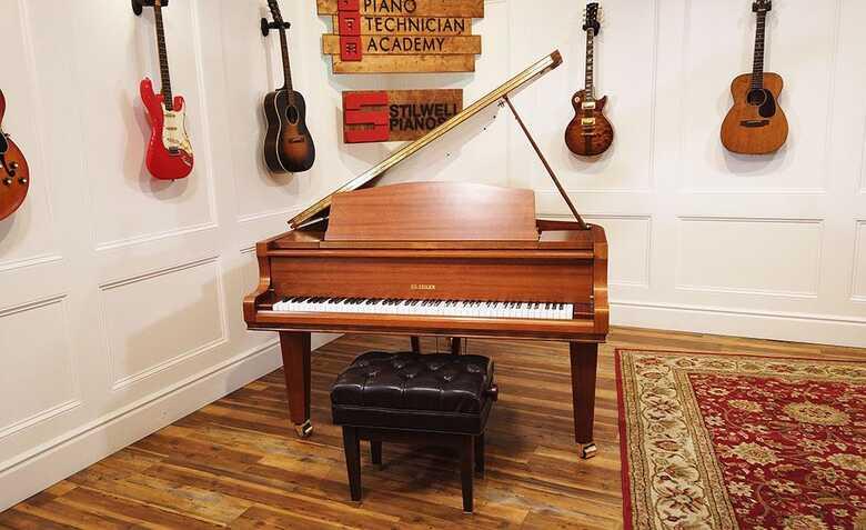 ED. Seiler Grand Piano
