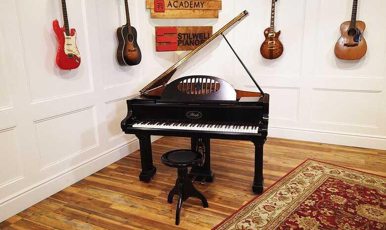 Ibach Baby Grand Piano