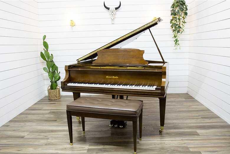 Mason & Hamlin B Baby Grand Piano