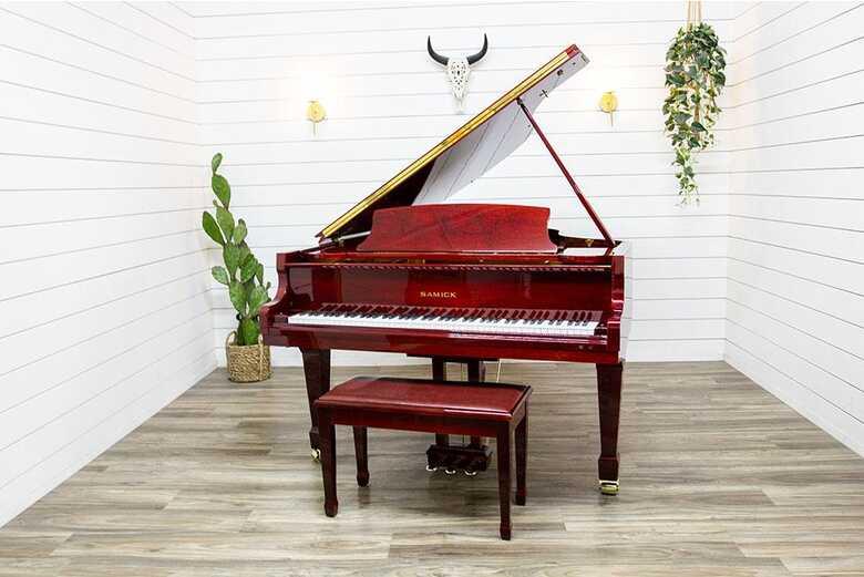 Samick SG-172 Baby Grand Piano