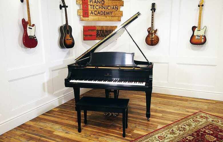 Steinway & Sons L Baby Grand Piano
