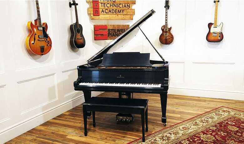 Steinway A Grand Piano